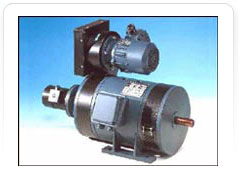 Drive Systems Shunt DC motors
